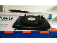 Turntable pure lp usb conversions and mp3