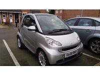 Smart ForTwo 1.0 Passion 2dr 2009