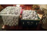 300 golf balls