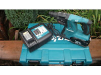 Professional 36v Makita BHR261 SDS Drill 3 modes! Excellent Condition! Cost £550+ New!!