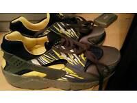 Nike unisex trainers size 8