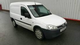 2010 Vauxhall Corsa Combo Van 1.3 CDTi Turbo Diesel