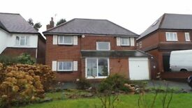 A lovely 4 bedroom detached house in sort after area in Harborne