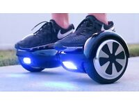 Hoverboard / Segway Scooter. NEW. UNOPENED. Available in Blue and Silver.