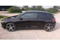 VW SCIROCCO GT DSG. 2009. FULLY LOADED WITH EVERY POSSIBLE UPGRADE. FULL HISTORY. STUNNING CAR.