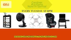 Join us Every Tuesday Night Online for Great Deals on all your Christmas Presents!