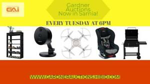 Join us Every Tuesday Night Online for Great Deals