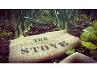 """Chef/Cook wanted for """"The Stove"""" our new farm cafe in Cambridgeshire"""