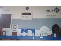 Fortress Security Store GSM S02 Alarm system