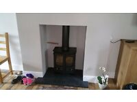Charnwood Country 6 Multi-Fuel Stove