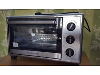 Cookworks Mini Oven Stainless Steel