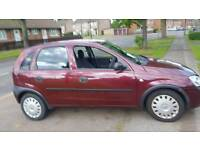 Vauxhall Corsa 1.2 Car drives excellent no Knocks or bangs first to see will buy