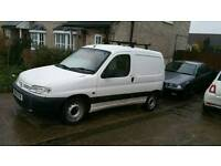 Citroen Berlingo 1.9d (spares/repairs)