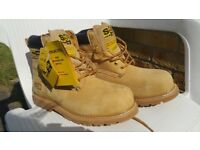 Sterling Steel - Steel toe cap boots UK11 EU45