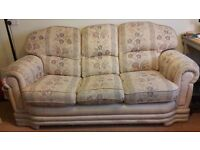 Fabrib Sofa 3 Seater and 2 Seater very nice Conditions