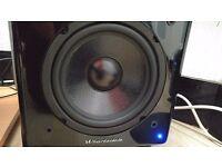 Onkyo+wharfedale speakers 5.1