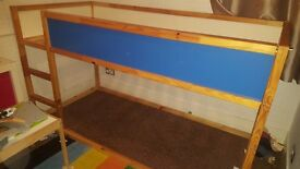IKEA KURA REVERSIBLE BED/BUNK BED *REDUCED*