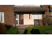 Great 3 bed ground floor flat Braniel with garden Only £121 per week