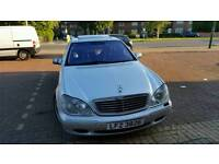 Mercedes s class s430 fully equipped low miles not bmw vw audi volvo ford