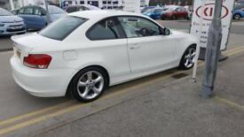 BMW 1 series coupe diesel auto