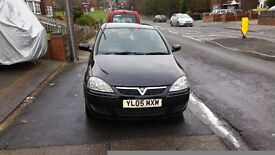 Vauxhall Corsa 1.2 Twin Port 10 Months MOT 54471 millage