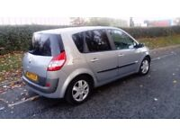 2004 RENAULT MEGANE SCENIC 1.6 GREAT EXAMPLE MOT JULY 2018 FIRST TO SEE WILL BUY £595