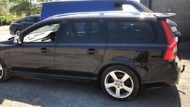 FOR BREAKING 2011 VOLVO V70 R-DESIGN 2.0D3 AUTO ONLY 70k!!! ALL PARTS AVAILABLE