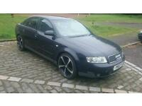 Audi a4 b6 1.9 TDI 2002 remmapped for repairs or spares 300 last price