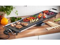 Long japanese style barbecue grill for sale