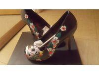 ***brand new*** iron fist heels in box ladies size 5