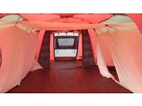 Khyam espace delux family tent
