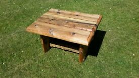 Rustic Style Table.