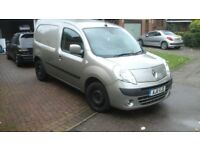 renault kangoo 1.5 dci van 11months mot cheep satnav 2011 only previous owner full sevice history