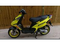 Piaggio nrg 50cc scooter moped 12 months mot