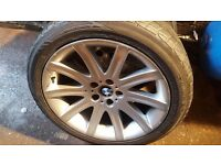 BMW 7 Series Wheel with Tyre