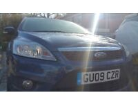 Ford Focus 2009 excellent condition