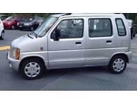 Suzuki Wagon R+ GL (2002) - LOW 78,000 miles
