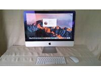 iMac (late 2015) i5 1.6ghz - 21.5inch - 8GB Ram - 1TB HDD (perfect condition, open to offers)