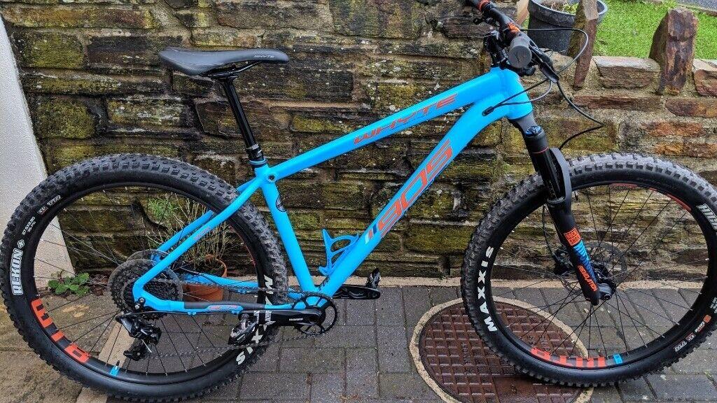 2bdc67ac1f7 Whyte 905 2018 Hardtail Mountain Bike Blue/orange medium Size | in ...