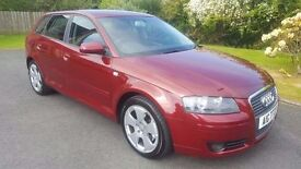 2005 Audi A3 1.6 FSI Sport – LOVELY EXAMPLE, LOW MILES, SERVICE HISTORY INCLUDING JUST SERVICED