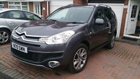 Citroen C-Crosser 2.2 HDi VTR+ 5dr 7 seater - Absolute bargain, buy before it goes to part-ex!