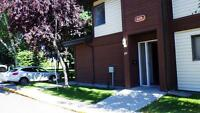 Pets OK 2 bedroom condo with direct entry and private yard