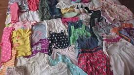 Huge bundle of clothes 6-9 months