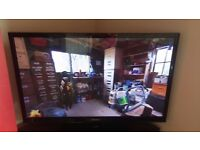 """Samsung PS43D450 43"""" Plasma TV - HD and Freeview"""