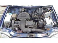 Rover 100 Spares or repairs- Great engine, purchase 2007 and has never let me down.