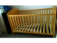 *****OBABY COT BED FOR SALE*****