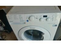 Indesit washing machine 7kg new order