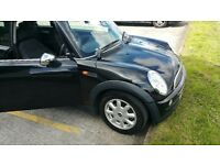 BEAUTIFUL MINI ONE 1.6 LITRE PETROL WITH BMW CHAIN DRIVEN ENGINE,QUICK SALE!!