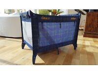 Travel cot and play pen GRACO from a smoke free home