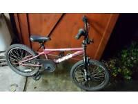 Diamond back bmx bike £50